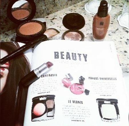 Beauty Blog Pic